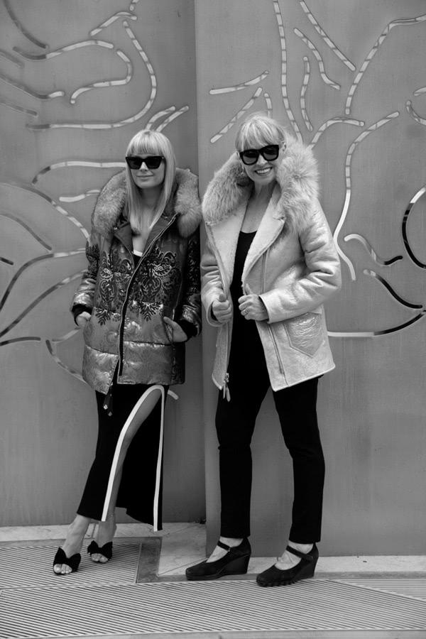 Linda & Mosha Lundström